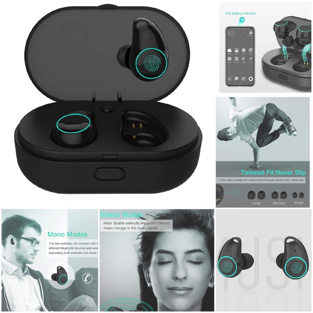 Cuffie e auricolari Recensione Arbily Auricolari i7 Wireless ... b2cf282a24fa